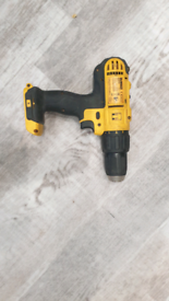 Dewalt DCD776 Combi drill with charger, case and 4amp battery