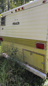 1975 Prowler trailer-Hunters special