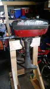 4.3HP outboard
