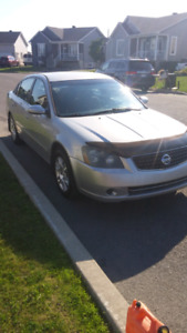 Nissan altima air climatise froide pas reparation