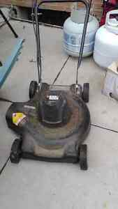 Electric lawn mower London Ontario image 1