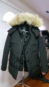 Authentic Canada Goose Banff Parka Jacket