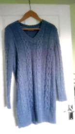 Marks & Spencer Indigo Collection Jumper / Dress