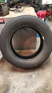 4 Goodyear Nordic tires