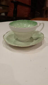 FOLEY BONE CHINA CUP AND SAUCER