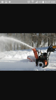 Are you in need of snow removal? Call 2 Bros Contracting!!