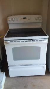 4 appliances white complete set