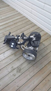 """Golf caddy bat caddy x3 and accessories  """"REDUCED"""" Kitchener / Waterloo Kitchener Area image 3"""