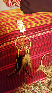 2 beautiful dream catchers