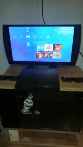 Sony Playstation 3Dtv package with 750 gb console