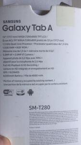 """7"""" Samsung Galaxy Tab A"""