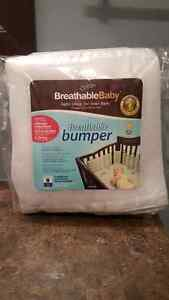 BreathableBaby Breathable bumper