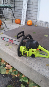 Poulan chainsaw 34cc 16 inch