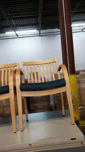 Used Keilhauer Guest Chairs