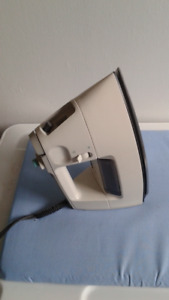 Black N Decker Iron and Ironing Board
