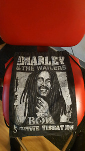 Bob Marley Jean String bag