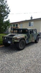 Military HMMWV for Sale