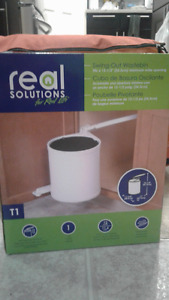 Swing out waste bin - New