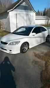 2005 Honda Civic Reverb Coupe (2 door)