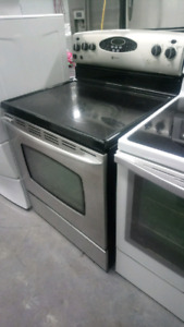 Poêle maytag stainless +livraison 300 $