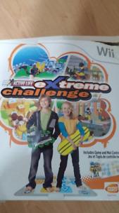 tapis de jeux et DVD pour Wii