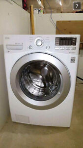 New LG Washer For Sale!