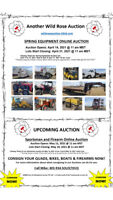 ANOTHER WILD ROSE AUCTION!