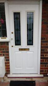 Composite ( pvc) front door