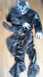 Werewolf costume Adult Medium