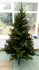 6ft imitation Christmas tree pine fir tree