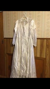 Vintage Wedding Dress 1991