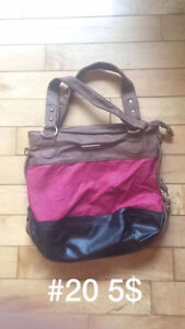 bags and shoes for sale