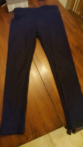 Costco XL black leggings / tights (brand new)