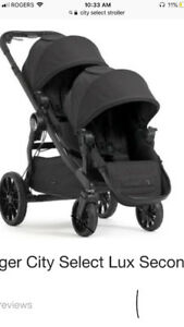 Stroller city select by baby jogger