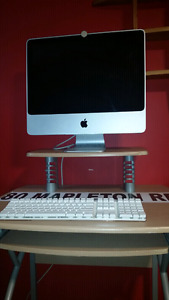"""20"""" imac all in one"""