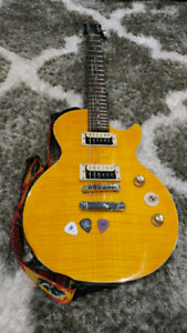 Epiphone Slash AFD guitar