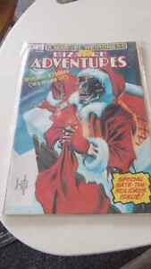 Bizarre Adventures Holiday Issue