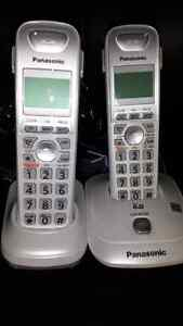 Panasonic Dect 6 Phones for sale in top condition Kitchener / Waterloo Kitchener Area image 1