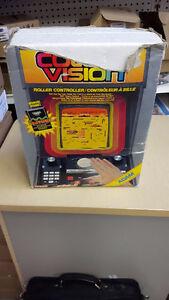 Coleco Vision Contrôleur à Bille avec une manette standard