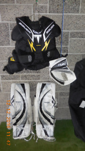 goalie gear in hudson
