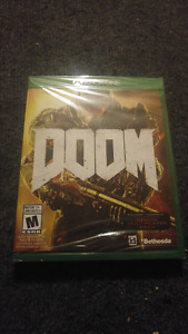 DOOM BRAND NEW/SEALED