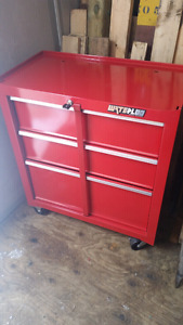 NEW 3 Drawer Tool Chest with Locking Bar