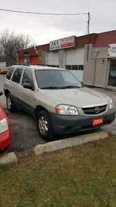 2004 Mazda Tribut  in Great Condition  Kitchener / Waterloo Kitchener Area image 2