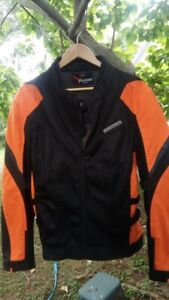 Ventilated Motorcycle Jacket