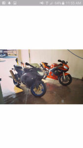 Selling my yamaha R6 needs nothing