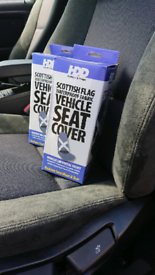 Scotland HDD Seat Covers Buy One Get One FREE