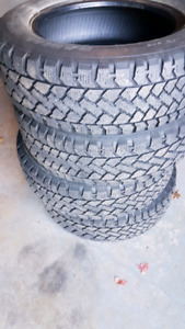 4 - 195 65 15 Snow trakker winter Tires