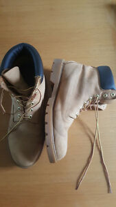 Timberland Boots - Tan - Mens - Size 12