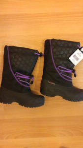 Girls Size 11 Winter Boots