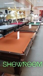 Used And NEW Pool Table SHOWROOM Gatineau Ottawa / Gatineau Area image 1